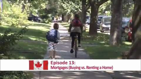 Ep 13 – Mortgages (Buying Vs. Renting a Home) (English)