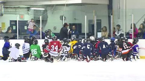 加中冰球協會的夢想
