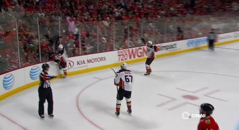 Hockey Night in Punjabi: Game 4 – Anaheim Ducks vs Chicago Blackhawks (May 23, 2015)