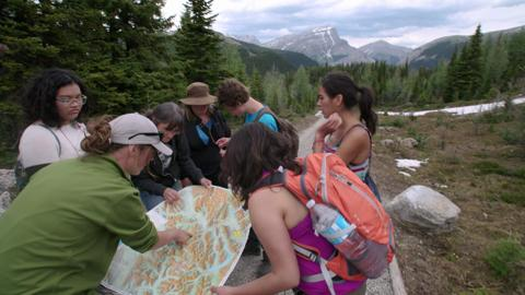 Episode Four – Hiking in Banff National Park