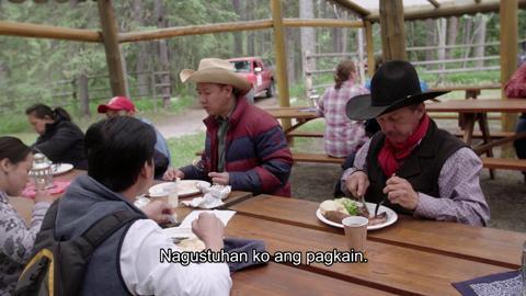 Episode Six – Banff Cowboy Cookout (Tagalog)
