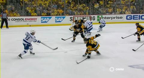 Stanley Cup Playoffs Eastern Conference Final Game 2 Tampa Bay Vs. Pittsburgh – 16 May, 2016