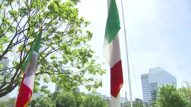 Festa della Repubblica Italiana a Queen's Park