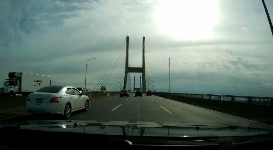 Alex Fraser橋將增設第七條行車線 – JAN 19, 2017 (BC)