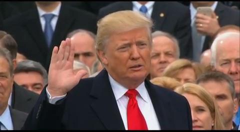 特朗普宣誓就任美國總統,引發暴動 – JAN 20, 2017 (BC)