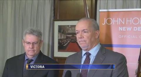BC新民主黨建議限制政治捐款 – JAN 20, 20047 (BC)