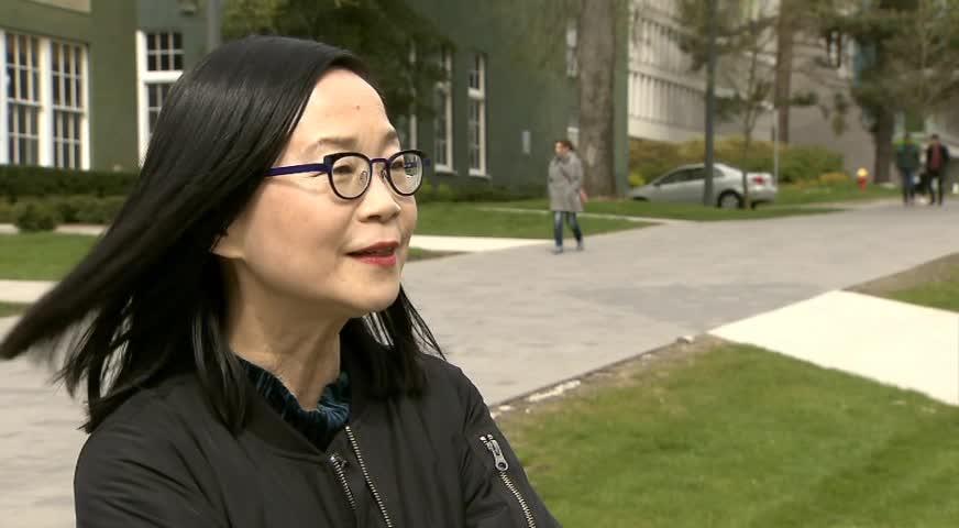 香港女性參與政治和社運阻力體現社會未達公義 – April 27, 2017 (B.C.)