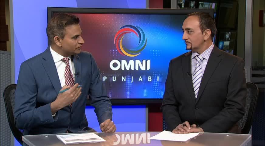 Omni Punjabi  – Jagmeet Singh Enters NDP Leadership Race – 16, May, 2017