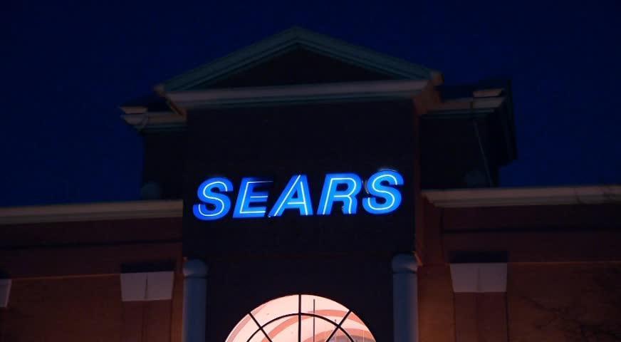 Sears百貨公司計劃重組業務, 向法院申請債權保護   JUN 22,2017(BC)