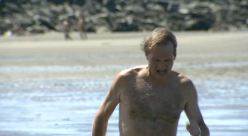 温哥华天体海滩举行年度裸跑-JUL24,2017(BC)