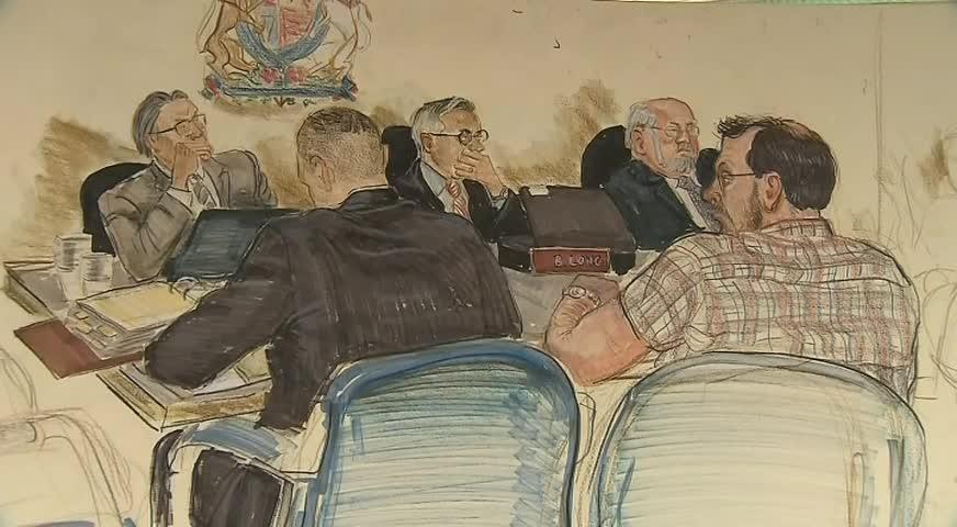 杀亲生子女男子被裁定非高危  保留资格申请外出-SEP 01, 2017 (BC)