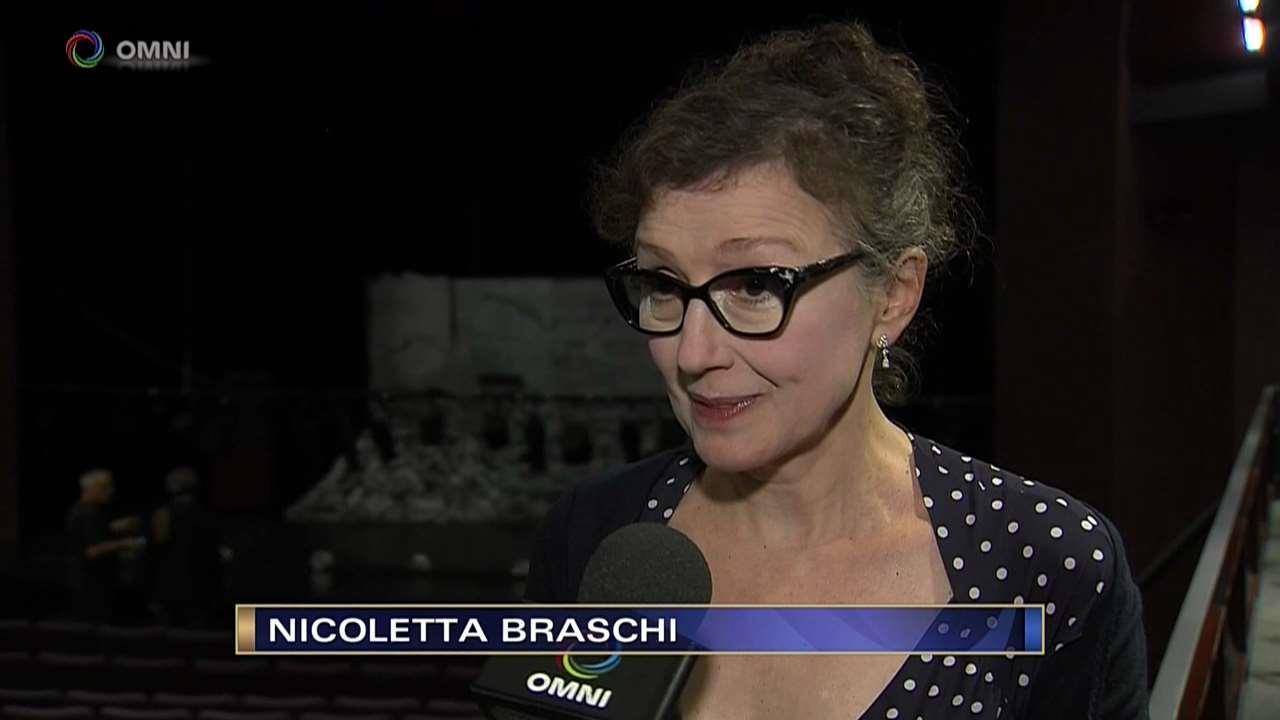 """Nicoletta Braschi a Toronto con """"Giorni Felici"""""""