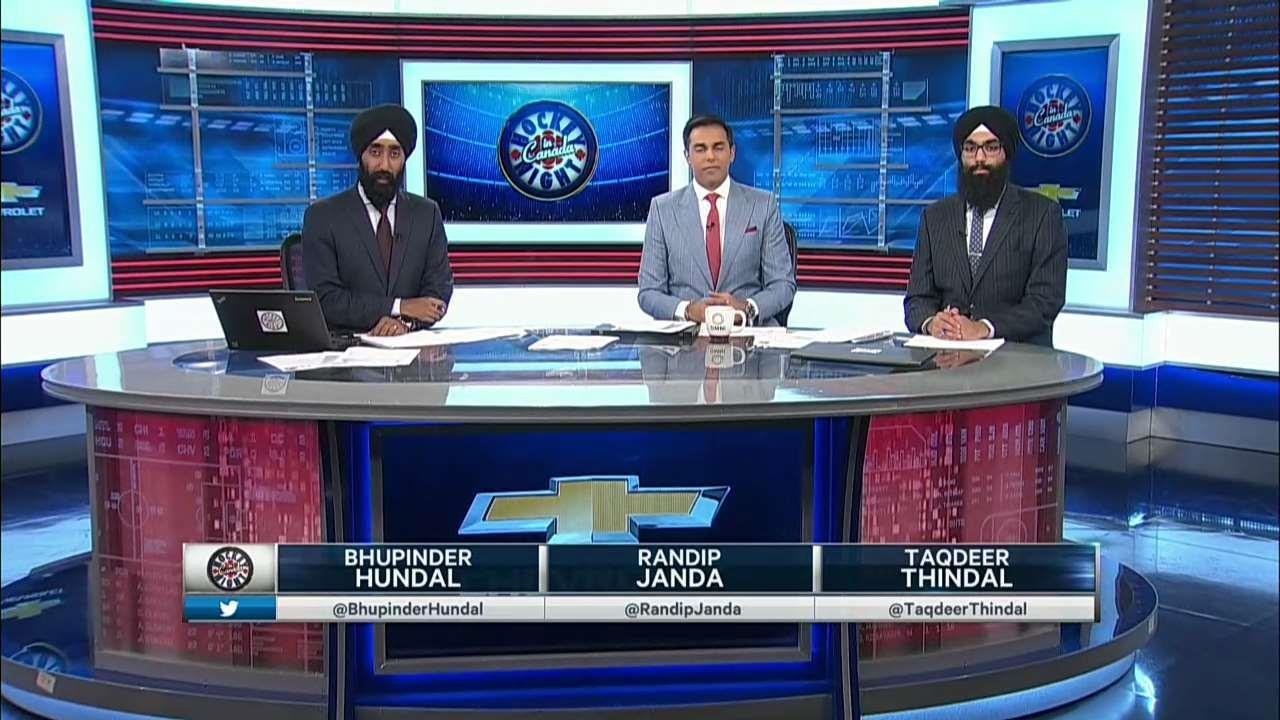 PRE GAME – Leafs vs Sens