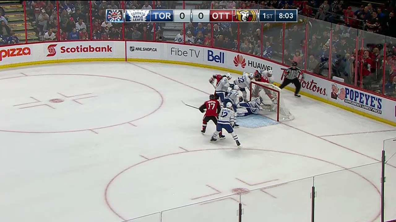 Nate Thompson Goal