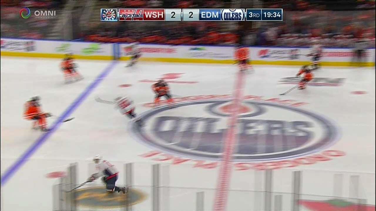 Kuznetzov Goal 3-2