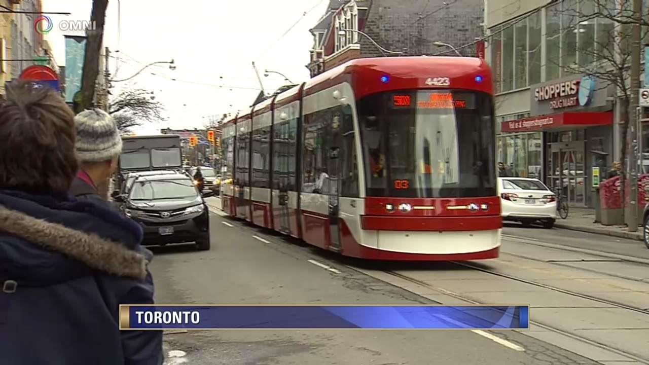 Toronto: la guerra delle streetcar