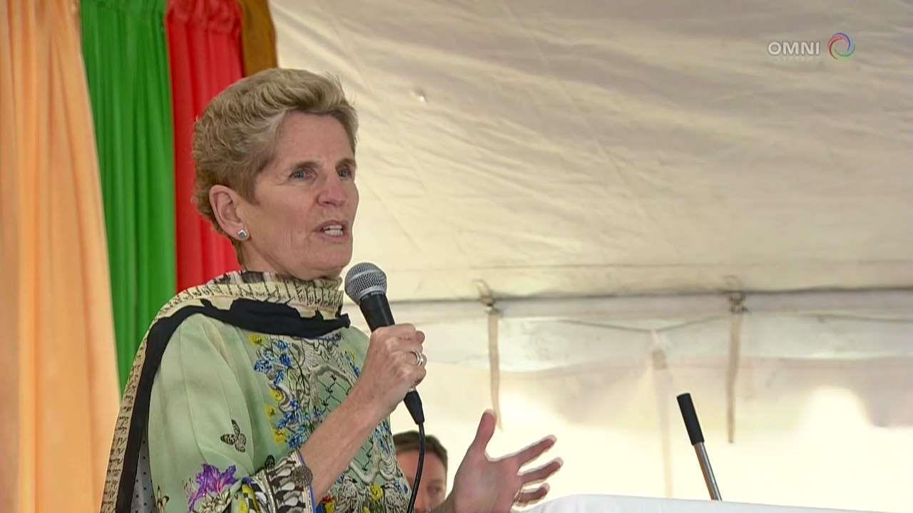 Kathleen Wynne pays tribute for Hindu Heritage Month