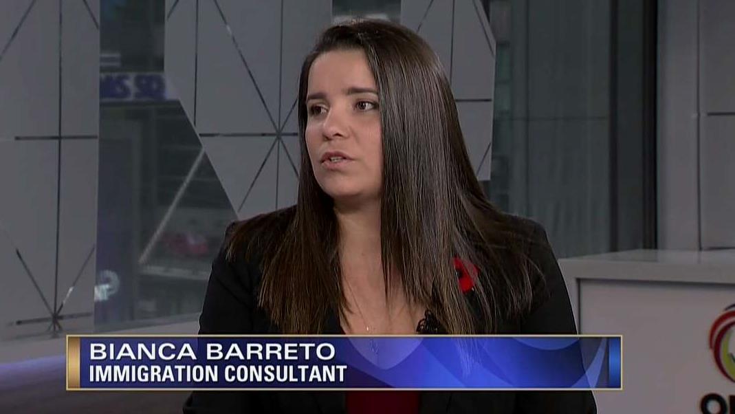 BIANCA BARREITO IMMIGRATION CONSULTANT