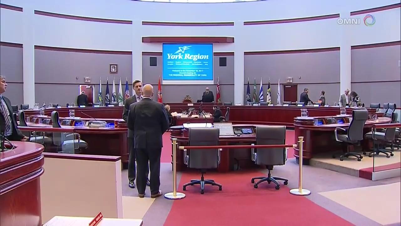 約克區域議會通過零售業假日商業法豁免條例 – Nov 16, 2017 (ON)