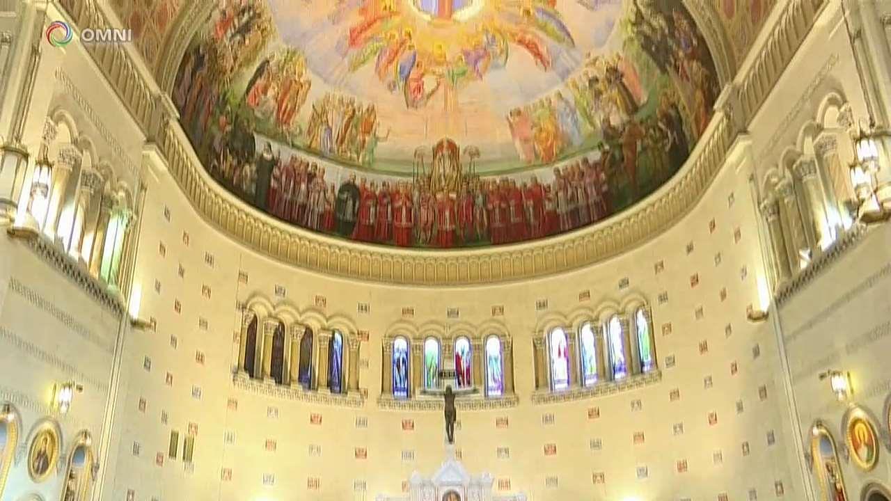 Chiesa della Madonna della Difesa a Montreal