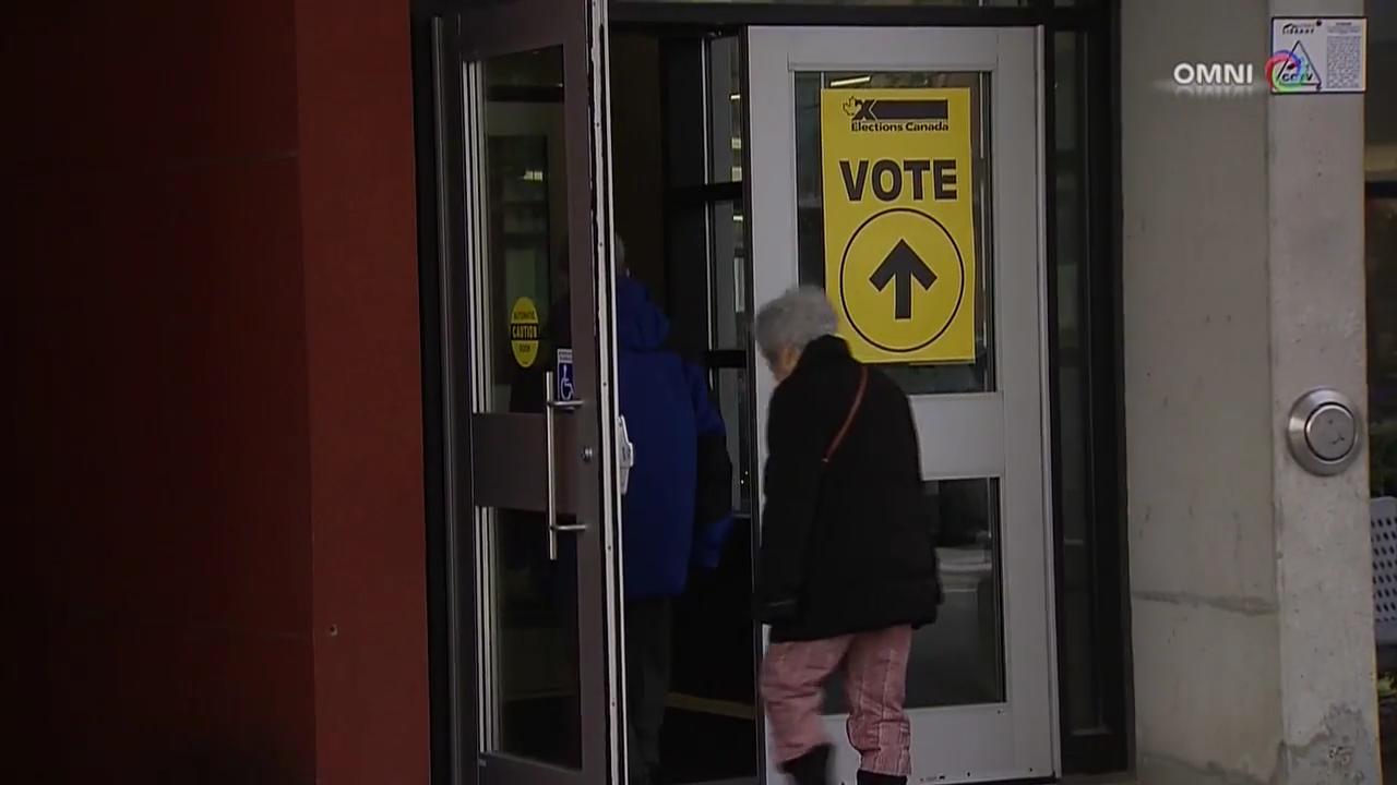 補選投票- Dec 11 2017 (ON)