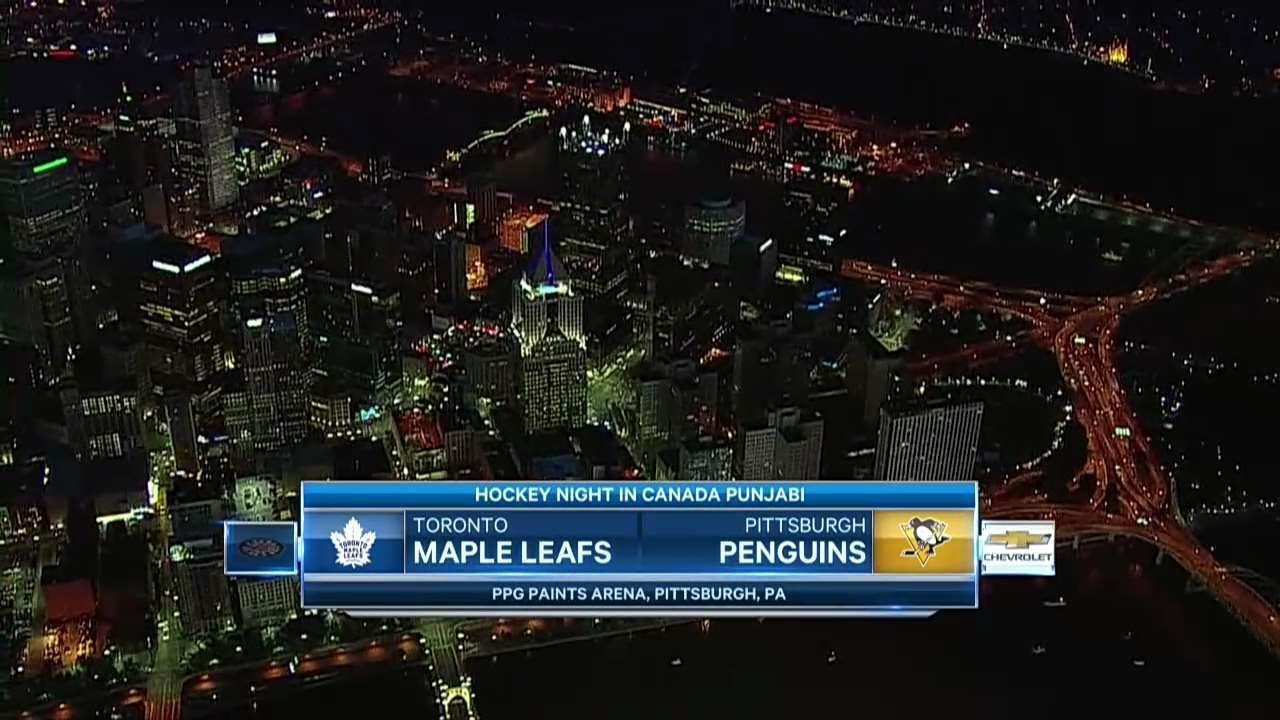 PRE GAME: Maple Leafs vs Penguins, Dec 9 2017