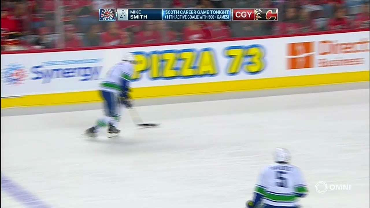 Troy Brouwer Goal