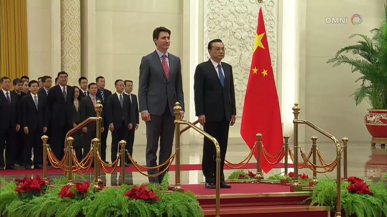 加中贸易理事会行政总监谈总理访华-DEC 07, 2017 (ON)