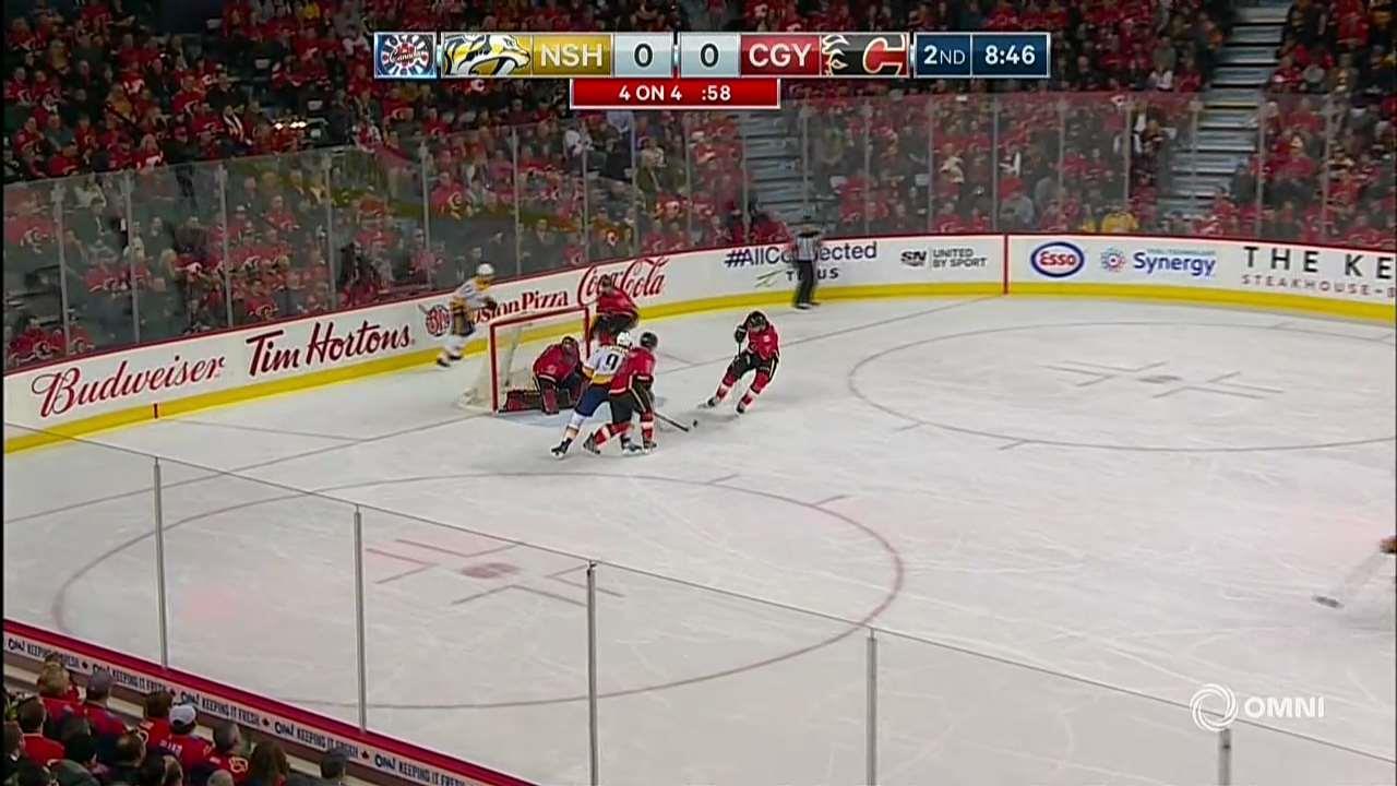 Ryan Johanssen Goal