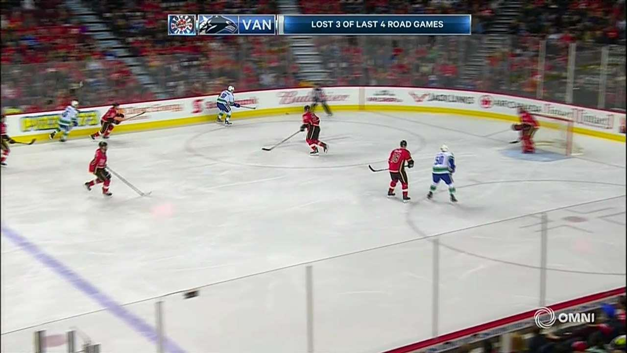 Jake Virtanen Goal