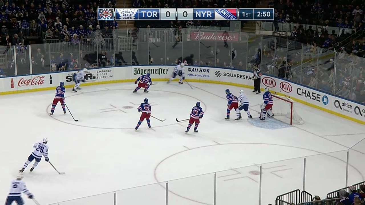 William Nylander Goal