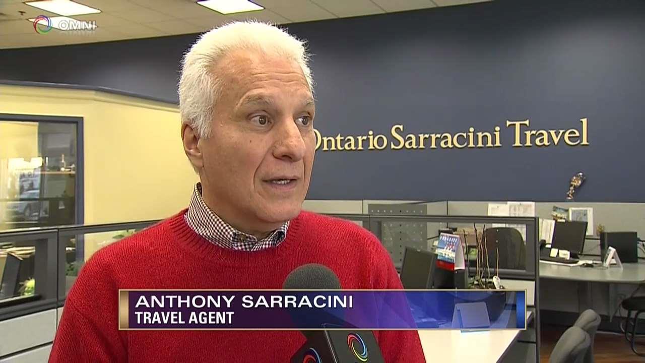 Ecco dove gli italo canadesi vanno in vacanza