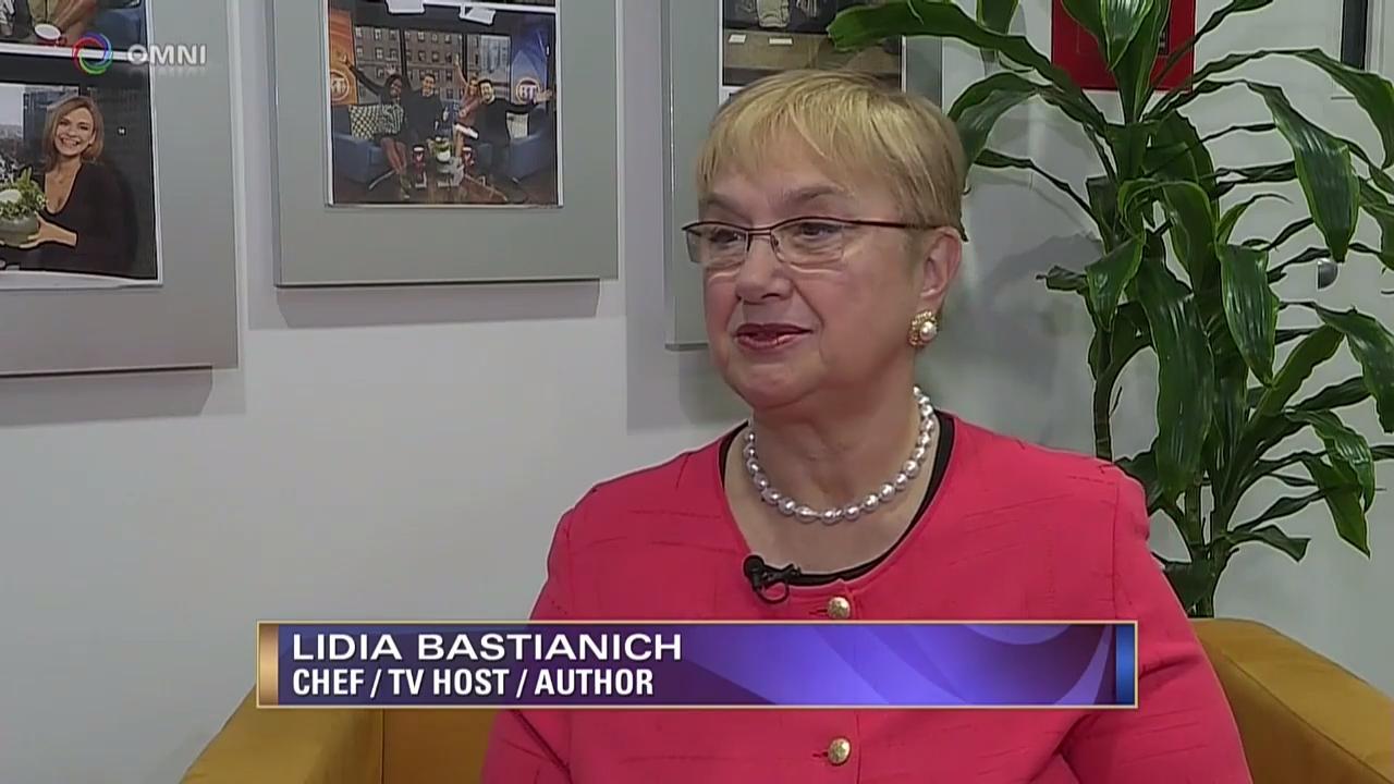 Lidia Bastianich: la ricetta dell'italianità