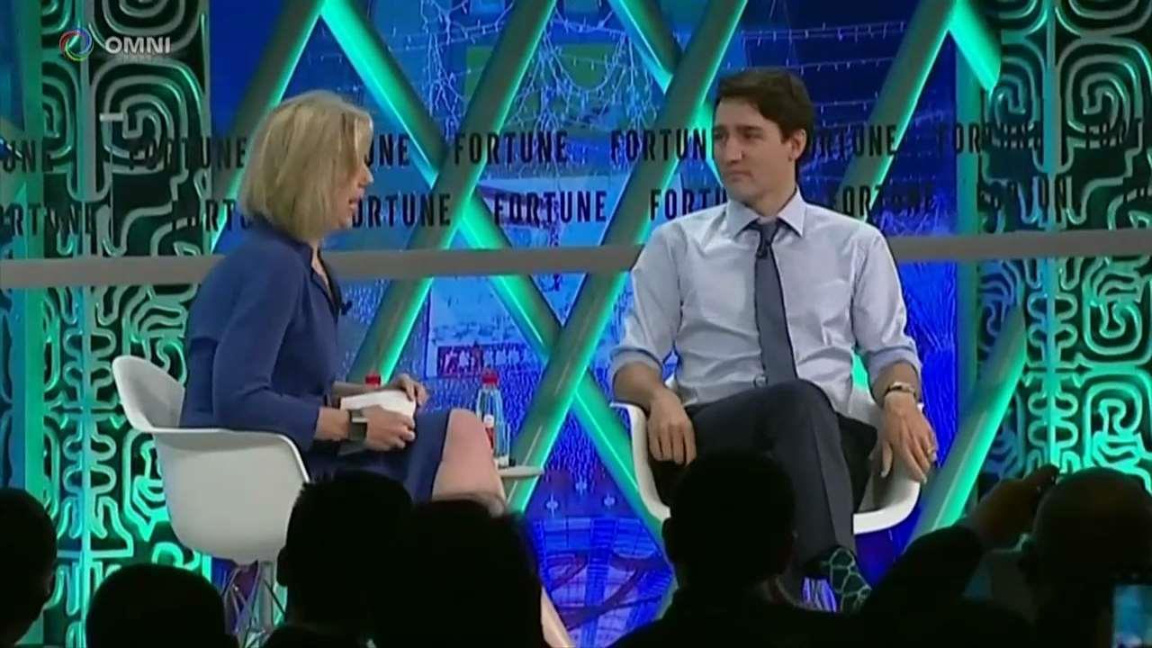 Termina il viaggio in Cina del Primo Ministro Trudeau