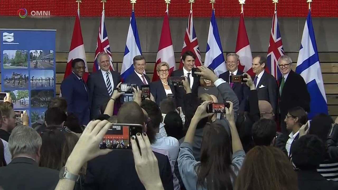 Liberali, Conservatori o NDP: la tendenza del Canada