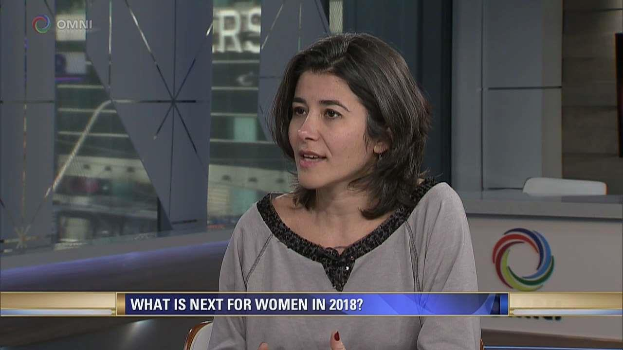 WHAT IS NEXT FOR WOMEN IN 2018?