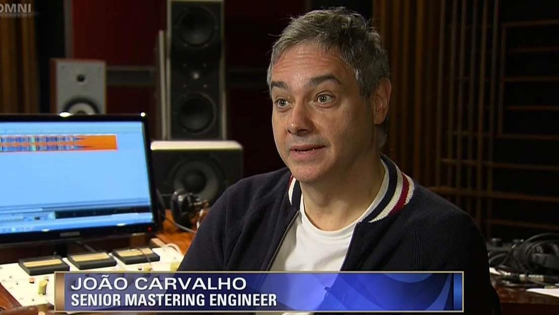 GRAMMY NOMINATED JOAO CARVALHO INTERVIEW
