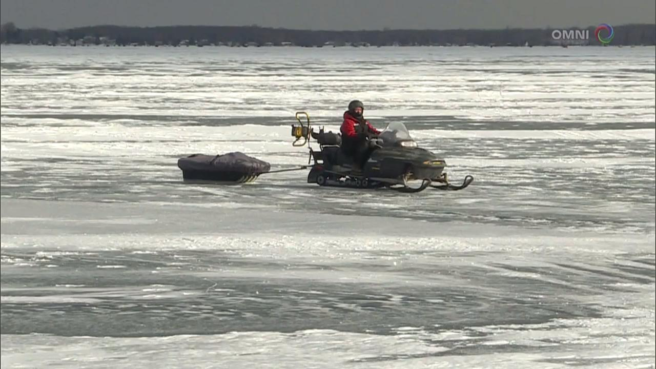 冰钓应注意湖面安全状况– Jan 16, 2018 – Jan 16, 2018 (ON)