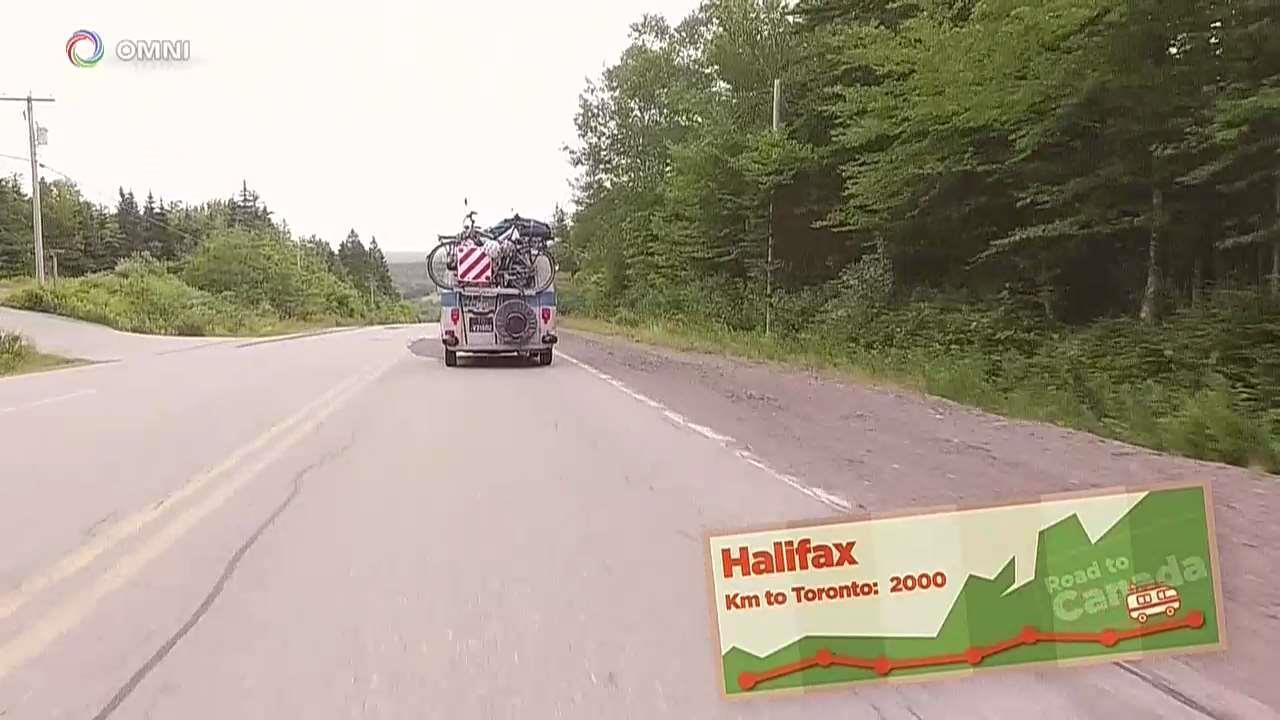 Road To Canada: In Viaggio con Ermanno