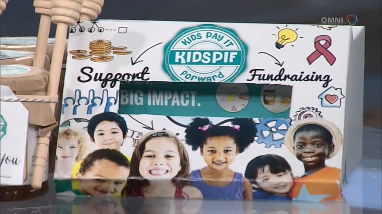 非牟利組織kids pay it forward- Feb 14 , 2018 (ON)