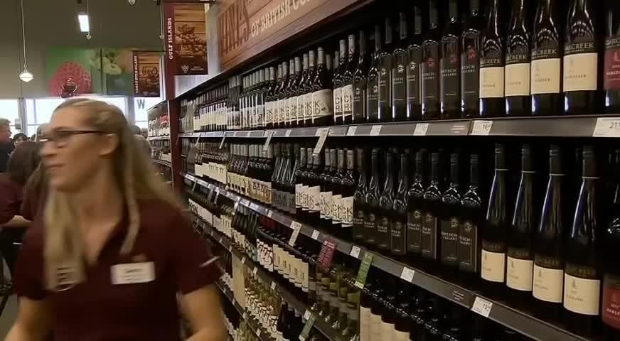 BC推广本地葡萄酒,四月定为葡萄酒月-FEB 15, 2018 (BC)