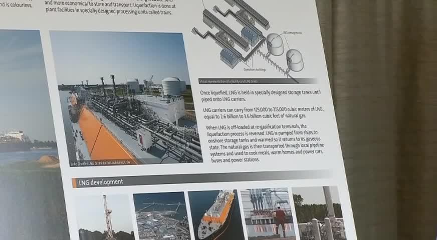 省府对LNG项目提出减税优惠-MAR 22, 2018 (BC)