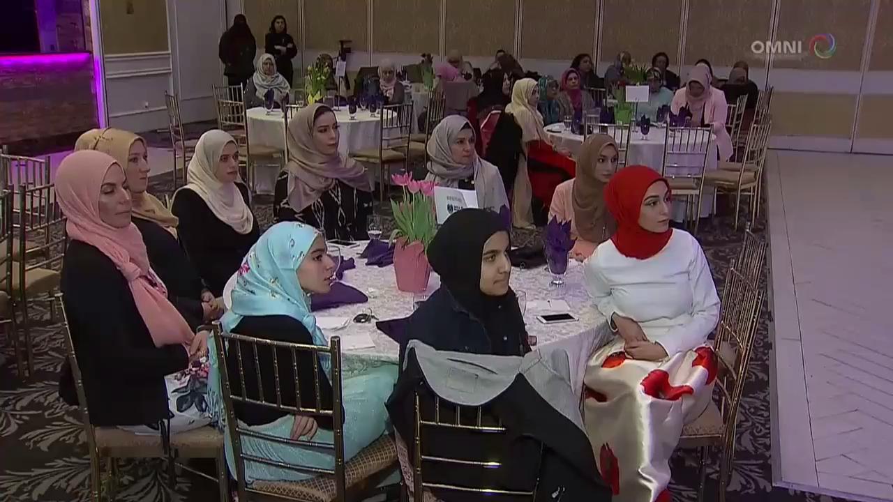 Hijabi Ballers, Muslim comedians honoured at awards gala