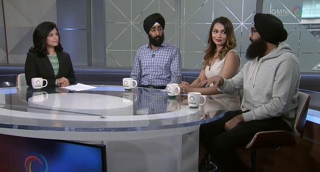Hockey Night Punjabi Interview