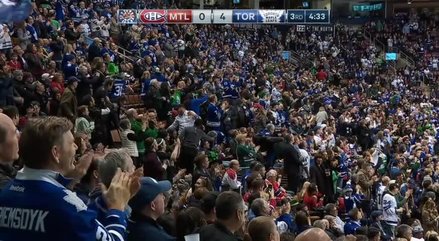 ANDREAS JOHNSSON'S FIRST GOAL