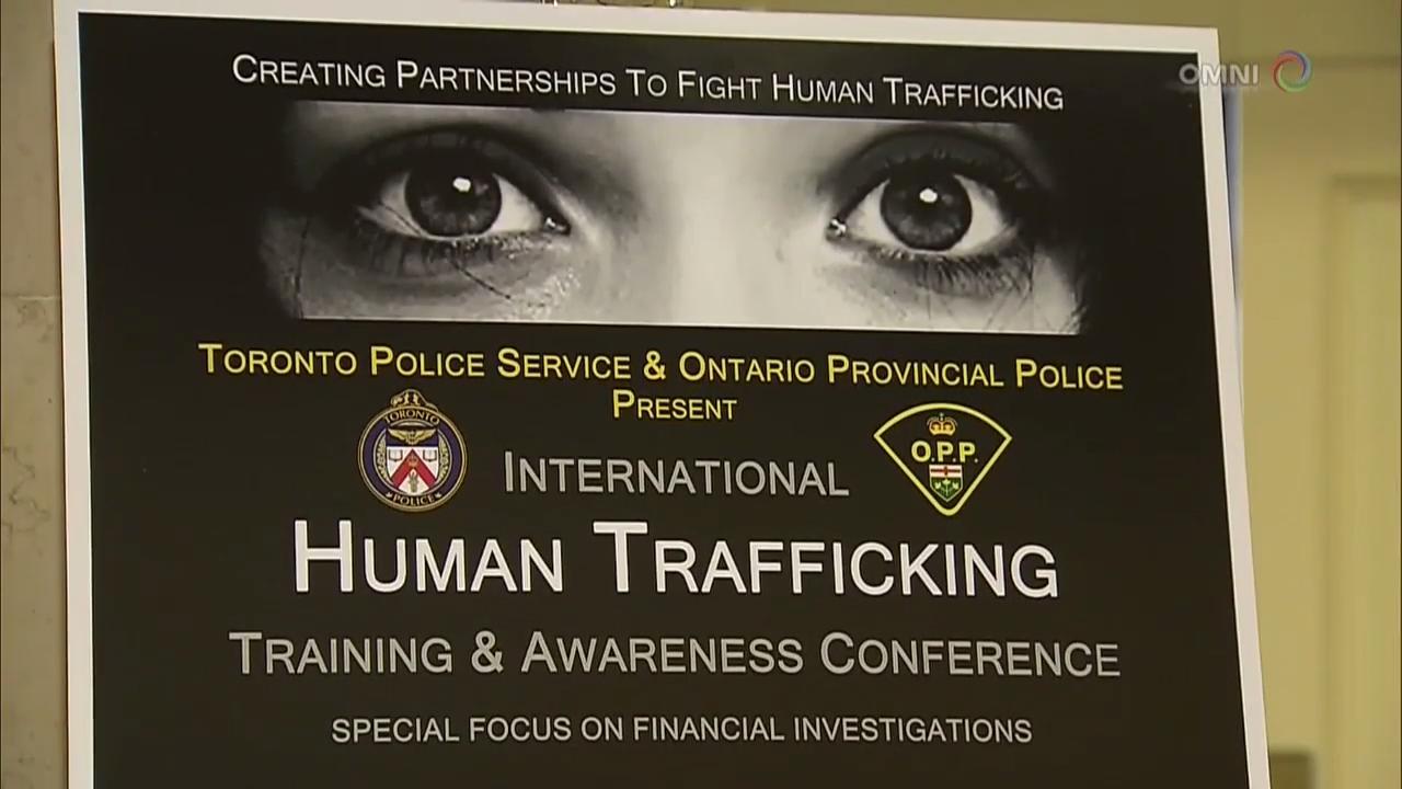 加强有关人口贩卖罪案的公众教育 – Apr 19, 2018 (ON)