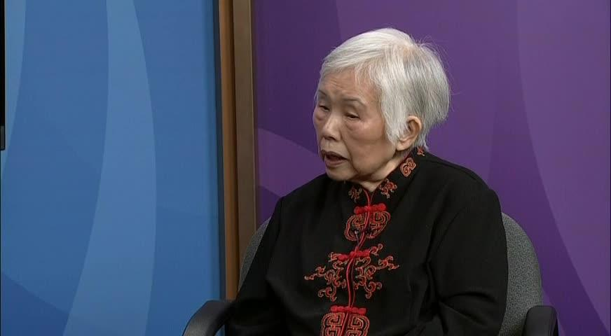 80歲華裔作家周蔡小珊 完成第四本加國華裔歷史書籍 (BC) – APR 19,2018